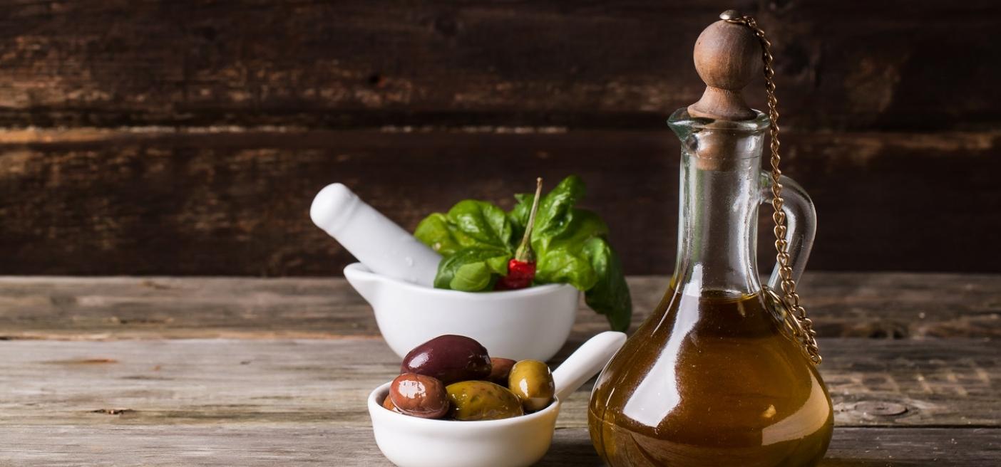 Leighgrove Olives